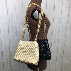 Vintage Lord & Taylor Quilted Purse Bundle